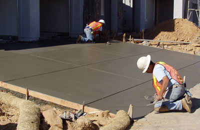 Sacramento Concrete Construction Contractor